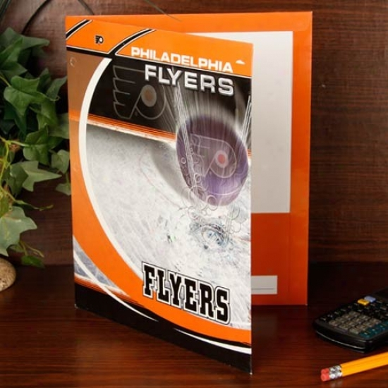 Philadelphia Flyers Team Folder