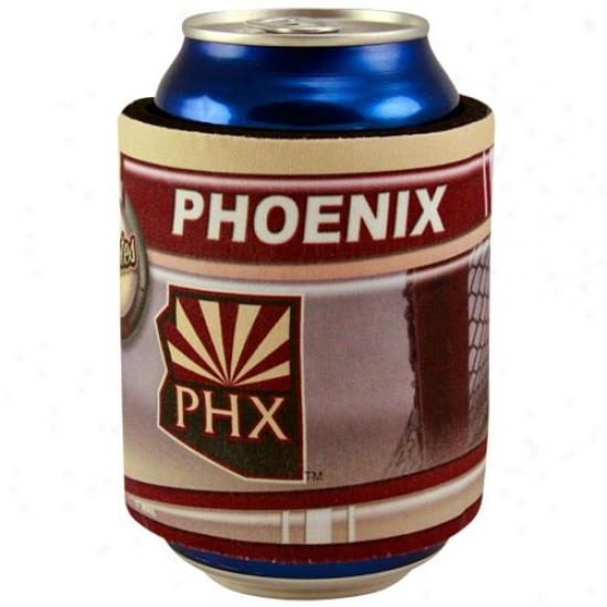 Phoenix Coyotes Slap Wrap Can Coolie