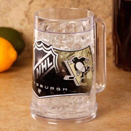Pittsburgh Penguins 16 Oz. Hi Def Freezer Mug