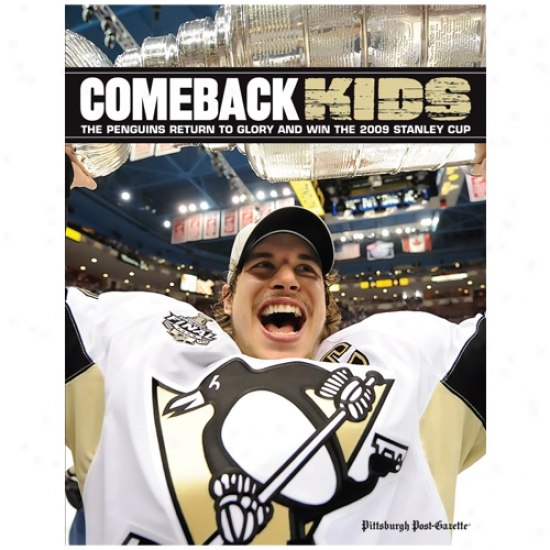 Pittsburgh Penguins 2009 Nhl Stanley Cup Champions Paperback Book