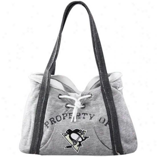 Pittsburgh Penguins Ash Hoody Purse