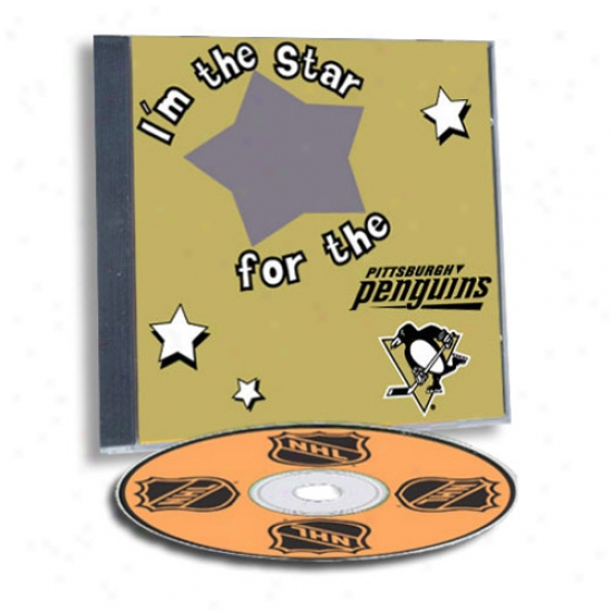 Pittsburgh Penguins Game Hero Custom Sports Cd