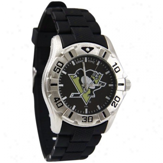 Pittsburgh Penguins Watches : Pittsburgh Penguins Mvp Watches