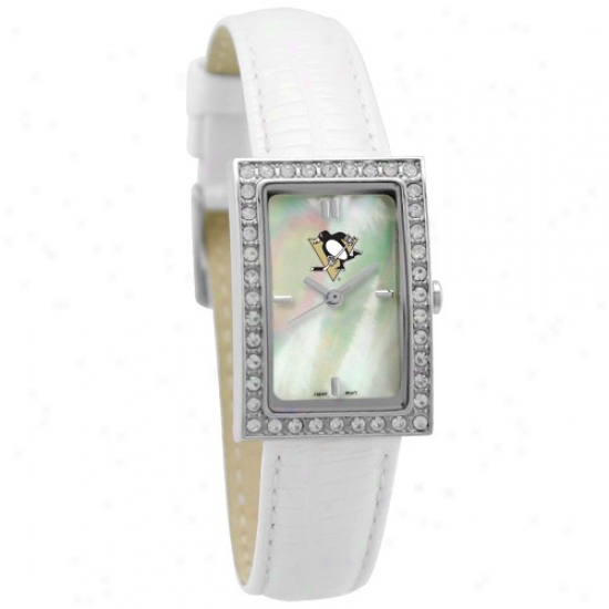 Pittsburgh Penguins Watches : Pittsburgh Penguins Ladies Allure Watches