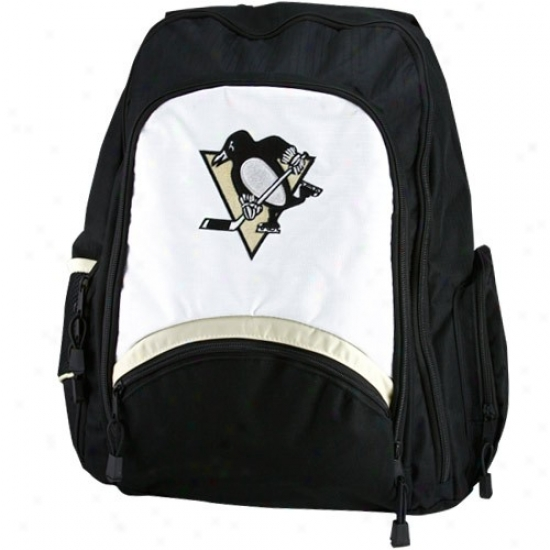 Pittsgurgh Penguins White-black Lance5 Backpack