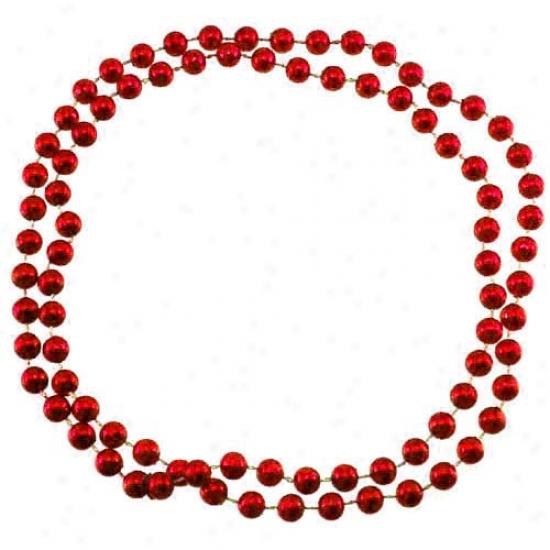 Red Gameday Mini-beads