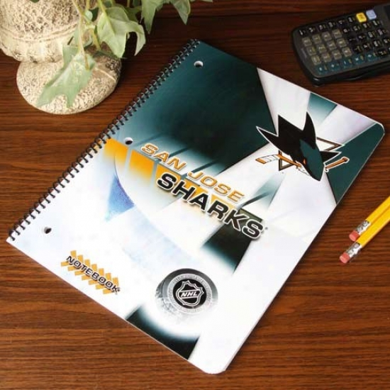 San Jose Sharks Notebook