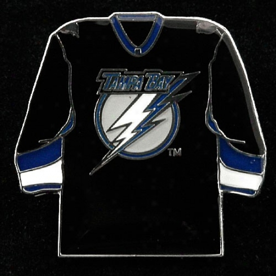 Tampa Bay Lightning Hats : Tampa Bay Lightning Team Jersey Peg
