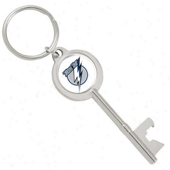 Tampa Bay Lightning Tonic Bottle Opener Keychain