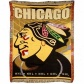 Chicago Blackhawks Jacquard Woven Blanket Throw