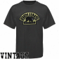 Majestic Boston Bruins Charcoal Big Time Play T-shirt