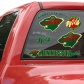 Minnesota Wild 11'' X 17'' Window Clings Sheet