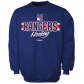 New York Rangers Sweatshirt : Reebok New York Rangers Royal Blue Allegiance Sweatshirt