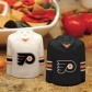 Pniladelphia Flyers Gameday Ceramic Salt & Pepper Shakers