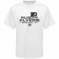 Philadelphia Flyers Tshirt : Old Time Hockey Philadelphia Flyers Happy Zeno Tshirt