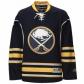 Sabres Jersey : Reebok Ssbres Navy Blue Premier Hockey Jersey