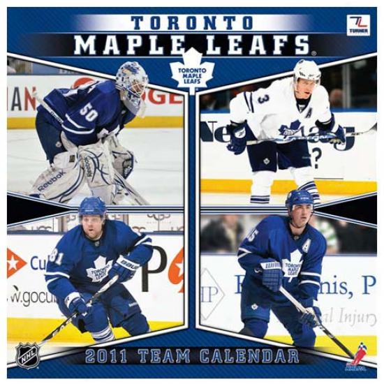 Toronto Maple Leafs 2011 Wall Calendar