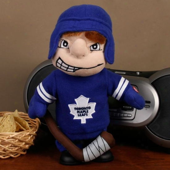 Toronto Maple Leafs Dancing Hockey Player