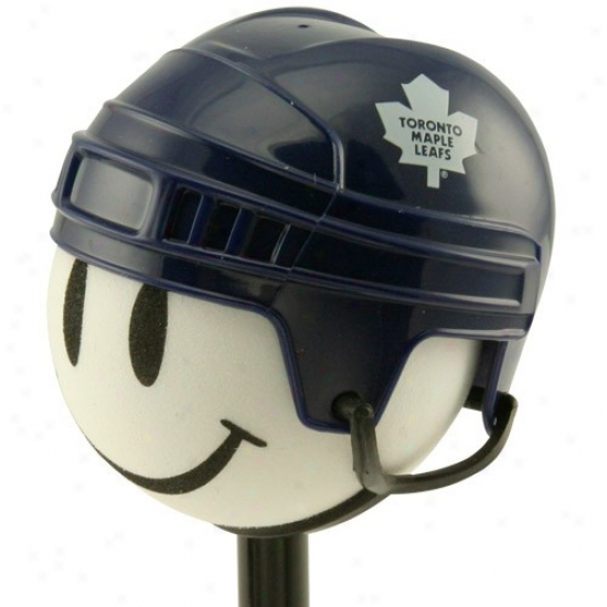 Tlronto Maple Leafs Hockey Helmet Antenna Topper