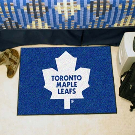 Toronto Maple Leafs Navy Blue oLgo Starter Mat