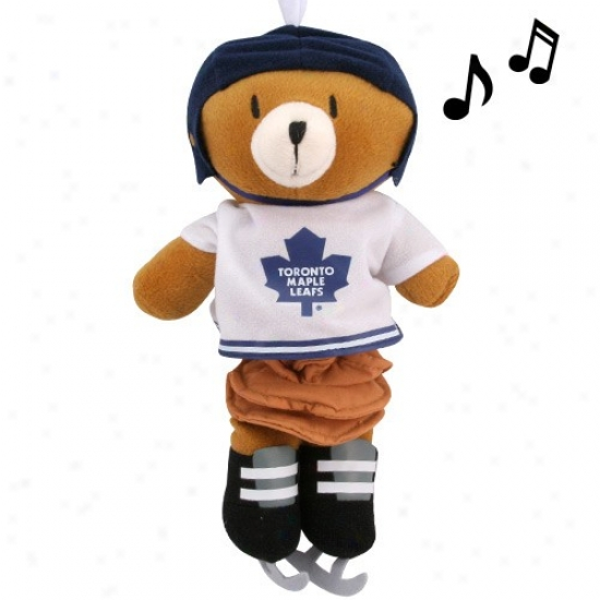 Toronto Maple Leafs Pull-down Mascot