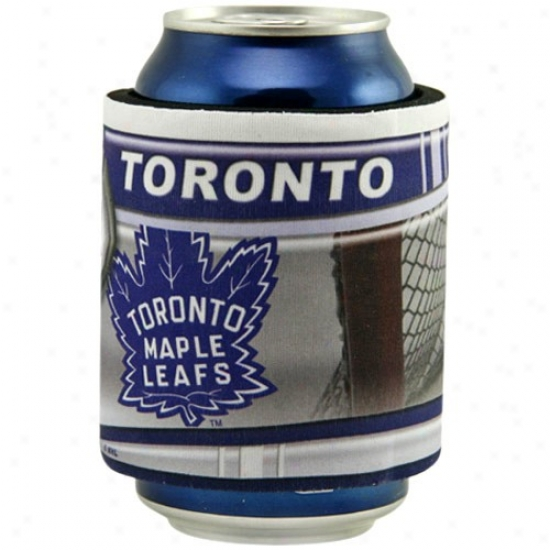 Toronto Maple Leafs Slap Wrap Can Coolie