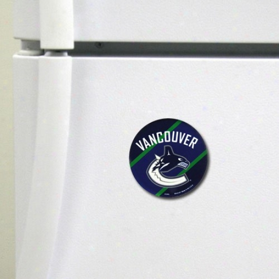 Vancouver Canucks High Definition Magnet