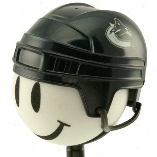 Vancouver Canucks Hockey Helmet Antenna Topper