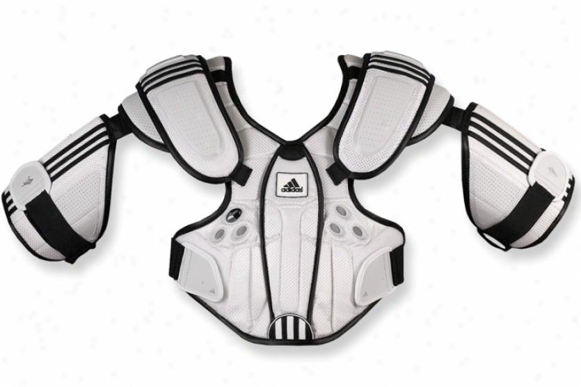 Adidas Adistrike Lacrosse Shoulder Pads