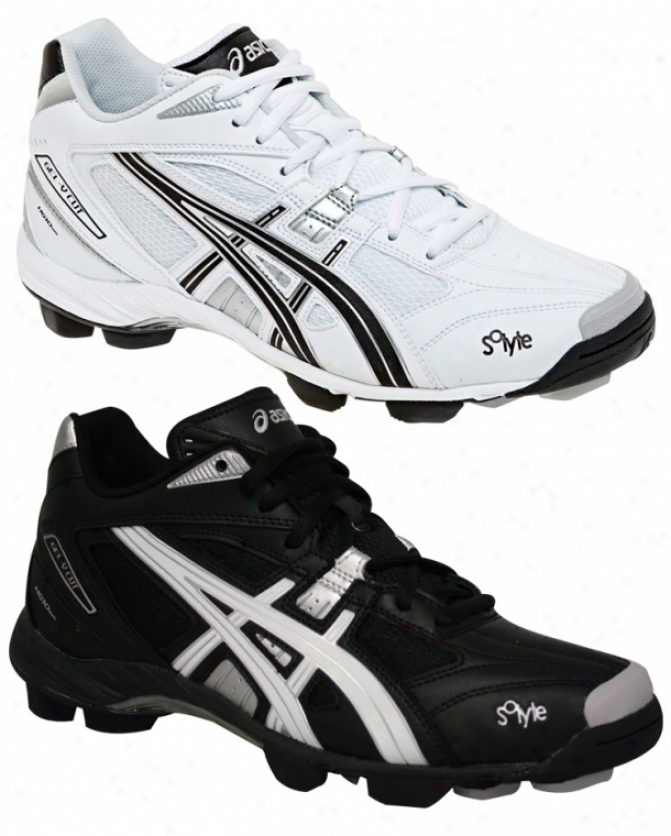 Asics Gel-v Cut Mt Lacrosse Cleats