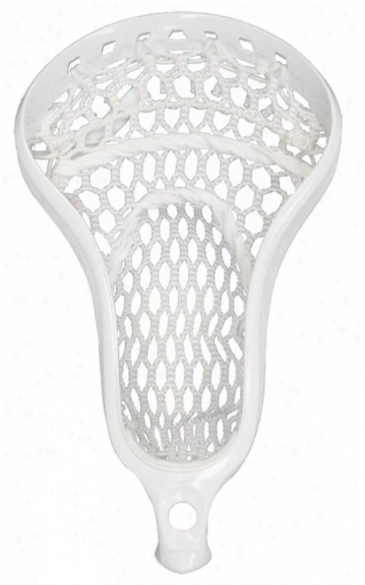 Brine Answer Pro Strung Lacrosse Head