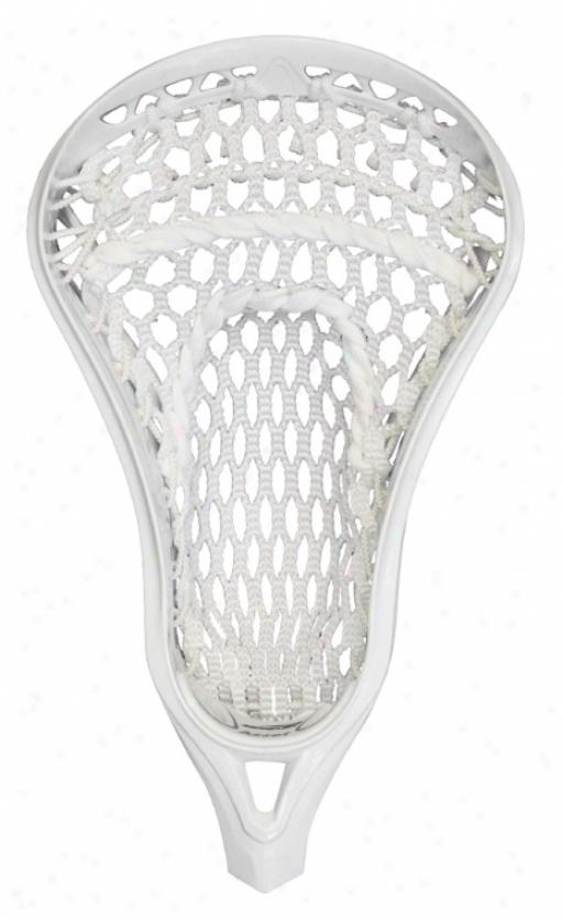 Brine Asset Strung Lacrosse Head