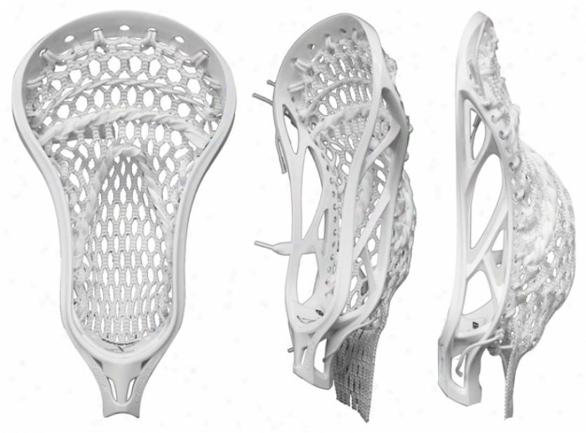 Brine Clutch X6 Strung Lacrosse Head
