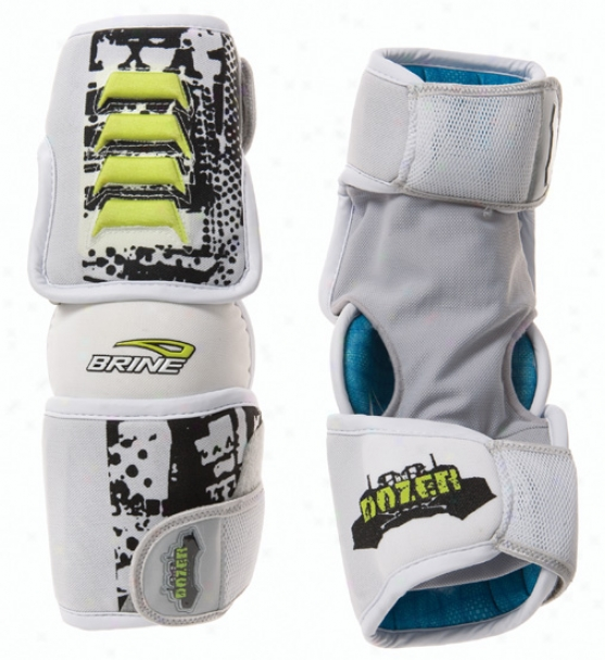 Brine Dozer Lacrosse Arm Guard