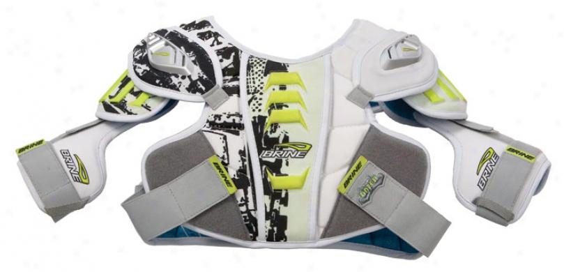 Brine Dozer Lacrosse Shoulder Pad