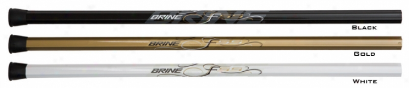 Brine F55 Attack Lacrosse Handle