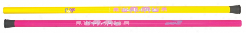 Brine Foj (friends Of Jaclyn) Women's Lacrosse Shaft