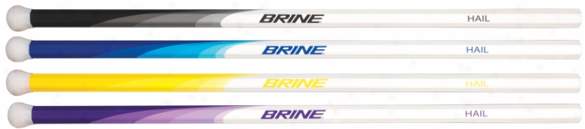 Brije Hail Women's Lacrosse Shaft