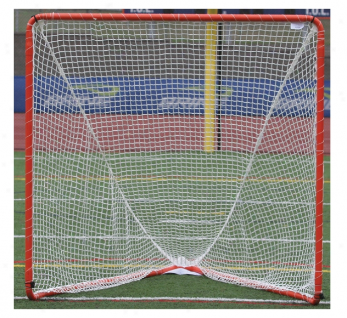 Brine Remote  School Lacrosse Goal