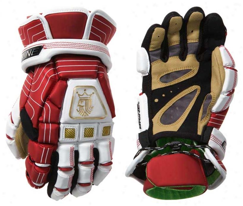 Brine King Ii Lacrosse Gloves