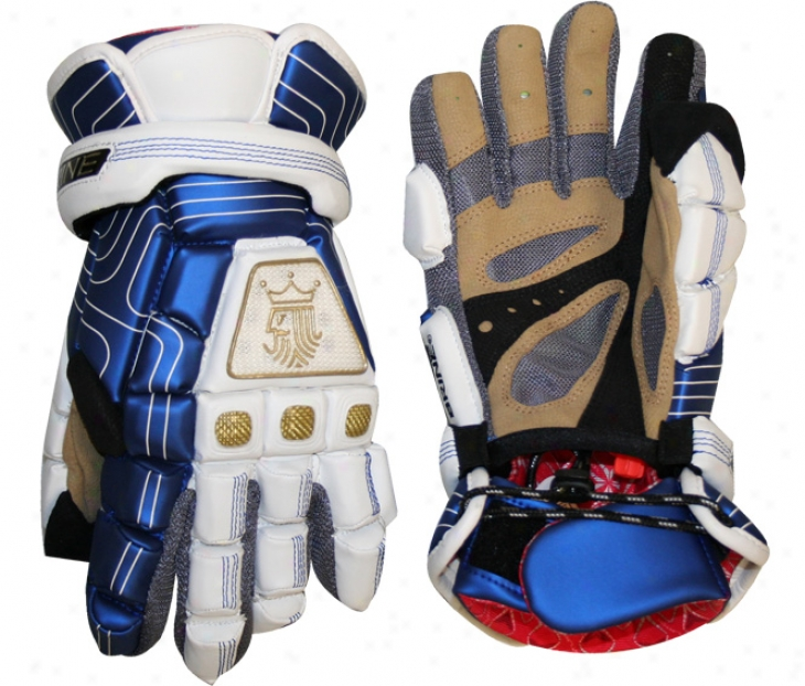 Brine King Ii Lacrosse Goalie Gloves