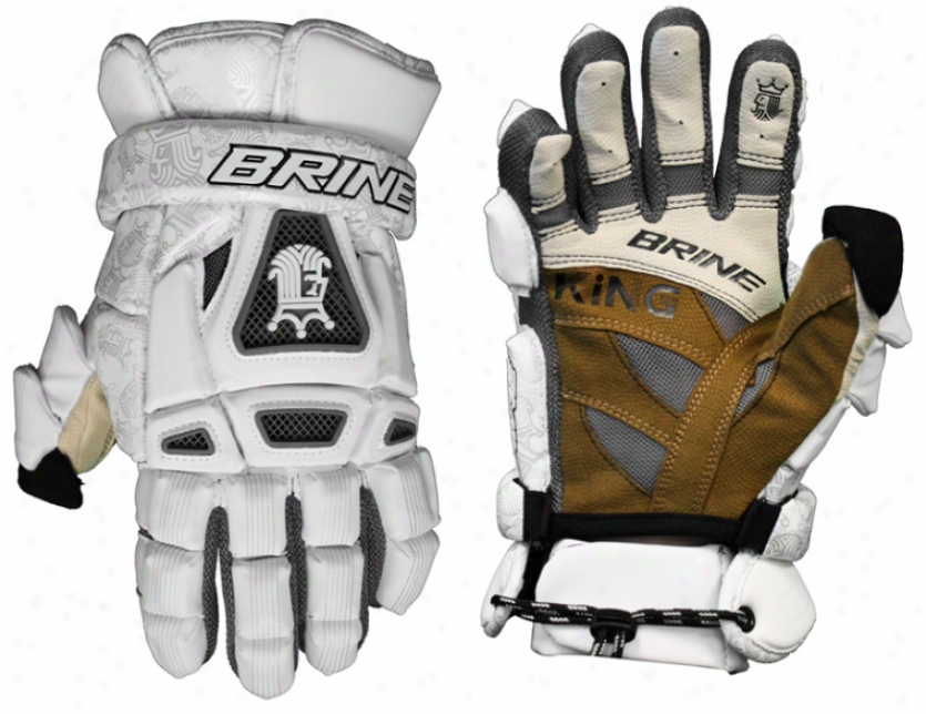 Sea King Iii Goalie Lacrosse Gloves