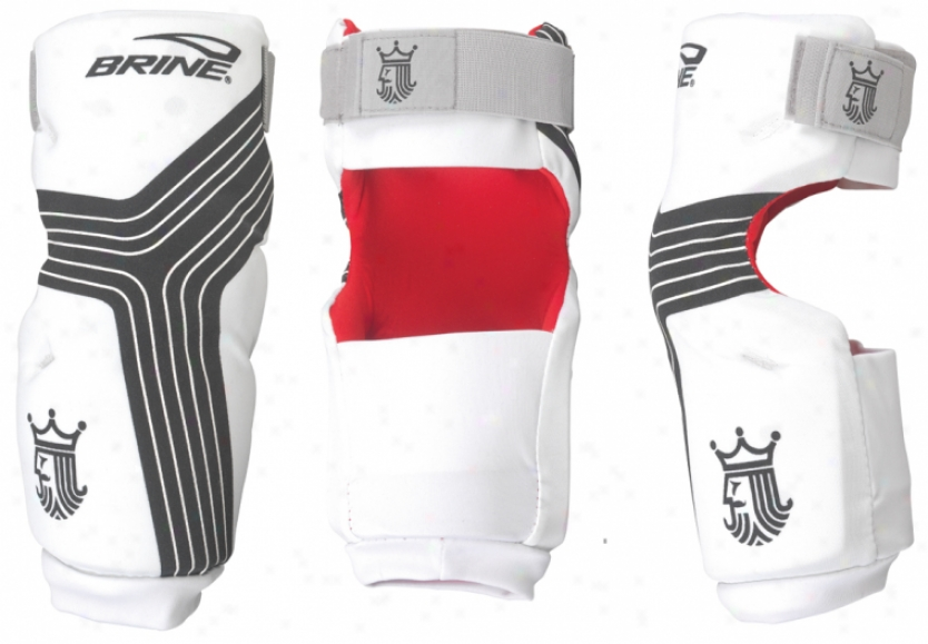Brine King Jr. Lacrosse Arm Pad