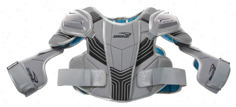 Brine King Lacrosse Shoulder Pad