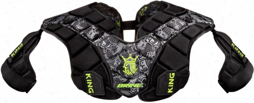 Brine Sovereign Lll Lacrosse Shoulder Pad Liner