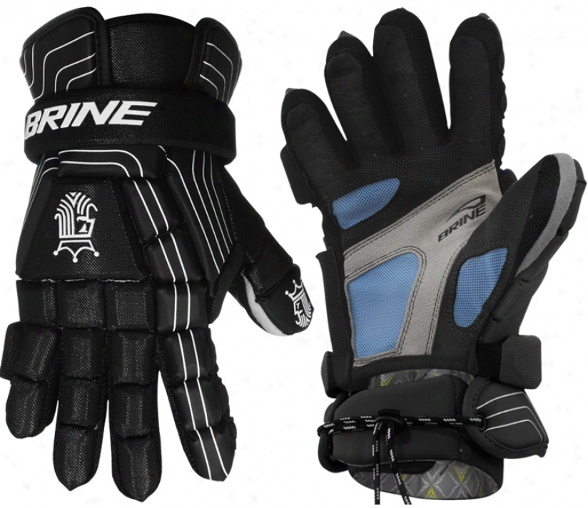 Brine King Superlight Lacrosse Gloves