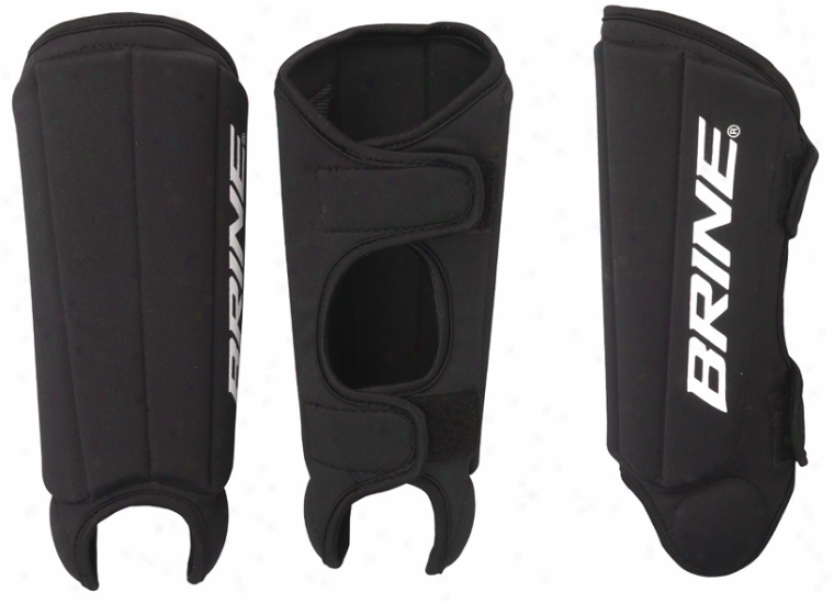 Brine Lacrosse Goalie Shin Guards