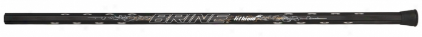 Brine Lithium Air Women's Lacrosse Shaft