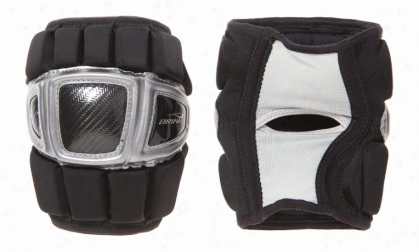 Brine Lo Pro D Lacrosse Arm Pads