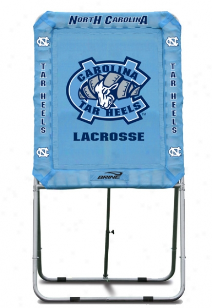 Brine North Carolina Collegiate Lax Wall